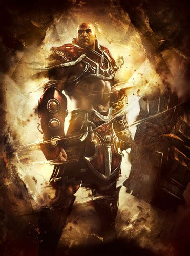 New God of War: Ascension Artworks show Ares, Zeus and more