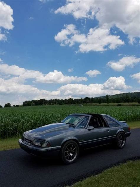 1987 ford mustang t tops for sale - Ford Mustang T top car