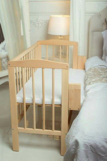 Co Sleeping Cot With Fitted Foam Matress For Sale in