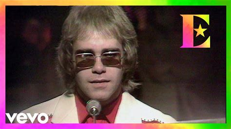 Elton John - Your Song (Top Of The Pops 1971) Chords