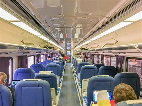 Is Amtrak Business Class Worth the Upgrade on the Pacific