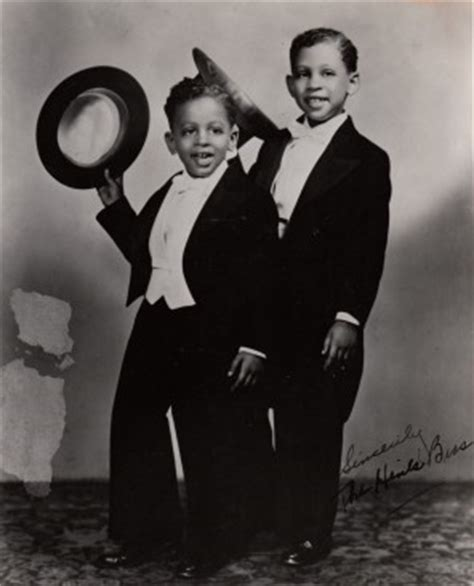 Maurice Hines tappin' to mother's heartbeat @ The Wallis