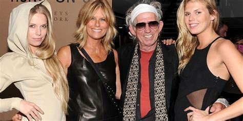 Keith Richards throws wild party for daughter Alexandra's
