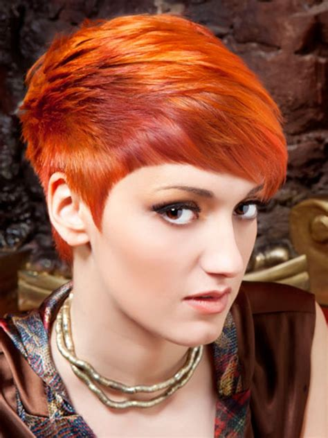 Stand-out Short Haircut Ideas 2012|