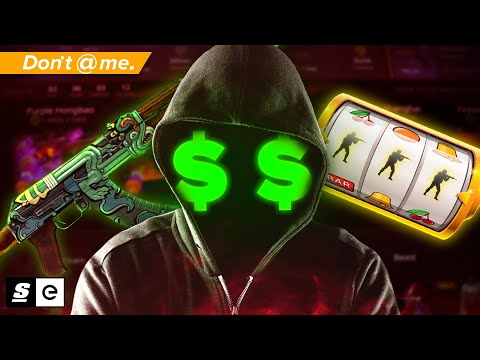 Another Counter-Strike: Global Offensive Gambling Upset