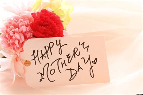 Huffington Post Staffers Celebrate Mother's Day With Their