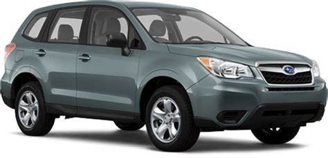 2016 Subaru Certified Pre-Owned Forester Model Features