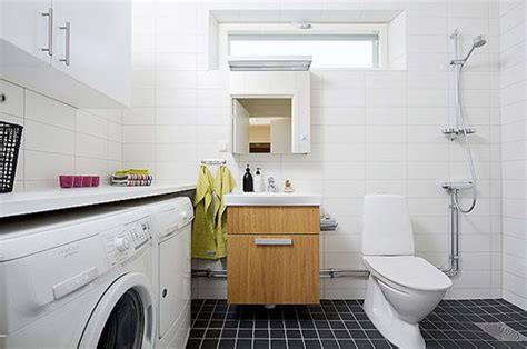 20 Small Laundry with Bathroom Combinations | House Design