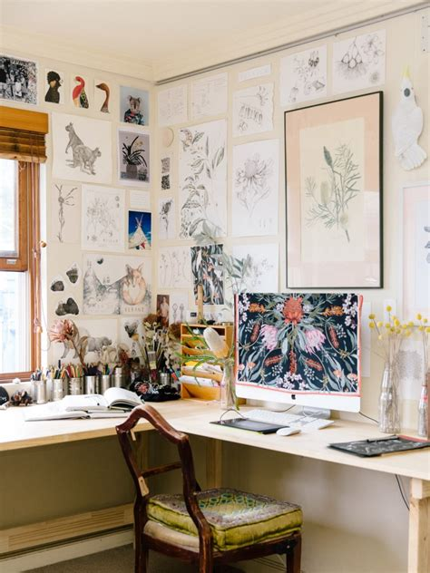 Home Art Studio Ideas And Helpful Tips For Creating One