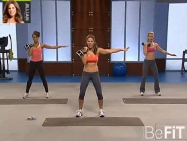Jillian Michaels' Shred It With Weights Workout | Workout