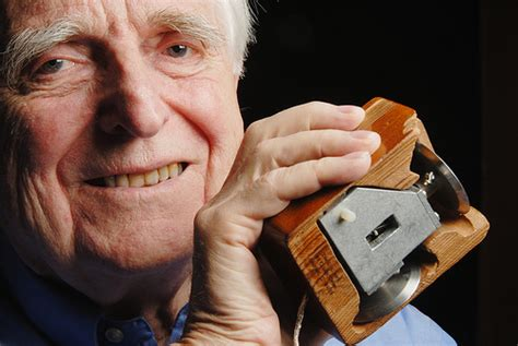 Mouse and Video Teleconferencing Inventor Doug Engelbart