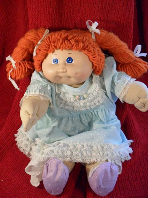 66 best images about Cabbage Patch Kids on Pinterest