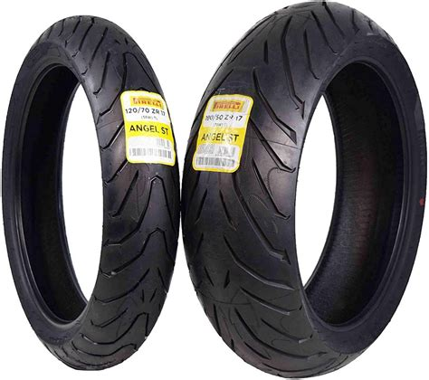 Pirelli Angel ST Motorcycle Tires Review - Auto by Mars