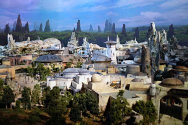 » Star Wars: Galaxy's Edge To Open At Disney In 2019