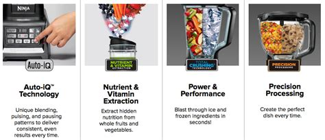 Nutri-Ninja Blender System Product Review – The Daily Deelight