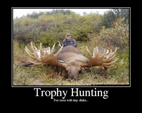 Trophy Hunting - Picture   eBaum's World