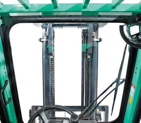 Three add-on features to enhance your forklift's safety