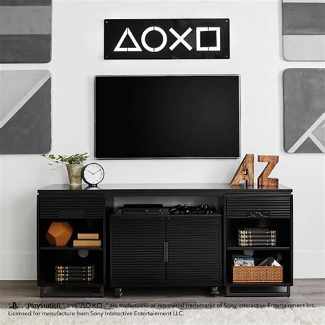 Pottery Barn's PlayStation furniture is the new high-end