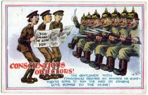Conscientious Objectors: Fitting Dissent into a Coming of