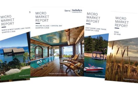 MARKET REPORTS Archives - South Lake Tahoe Real Estate