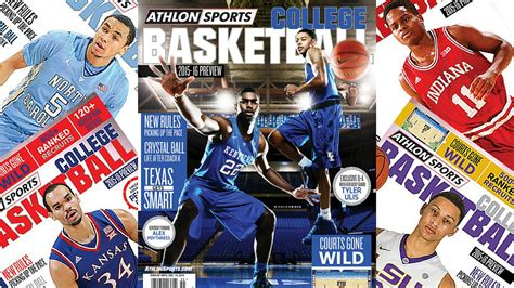 Athlon Sports 2015-16 College Basketball Preview Available Now