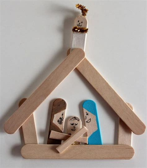 70+ Homemade Popsicle Stick Crafts - Hative