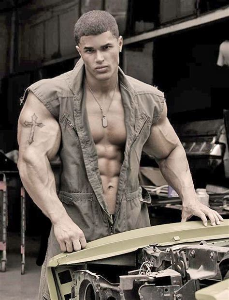 262 best images about Guys in overalls on Pinterest   Sexy