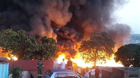 No health impacts from Jacobs fire, says Ethekwini