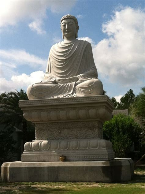 Visiting the White Sands Buddhist Center in Mims, Florida