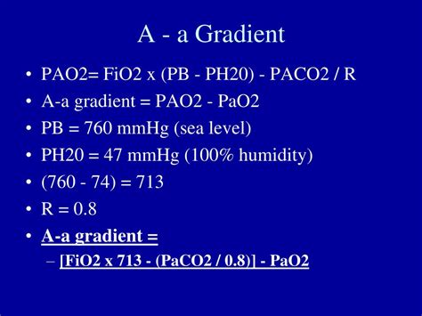 PPT - Acute Respiratory Failure: Recognition and Early