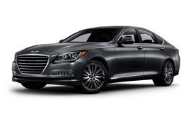 Genesis G80 Curb Weight by Years and Trims