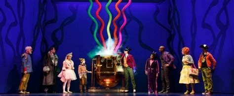 Broadway's CHARLIE AND THE CHOCOLATE FACTORY to Ship