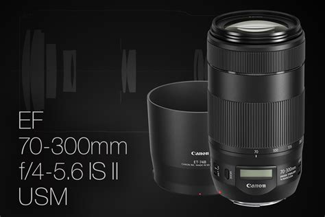 Canon's New EF70-300mm f/4-5