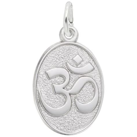 YOGA SYMBOL - Rembrandt Charms - :: Timeless Charms