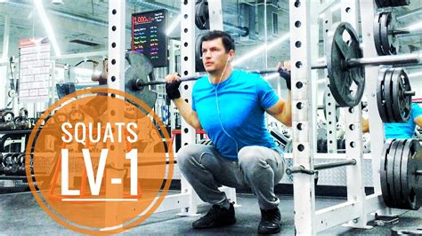 LEGS LV-1 Squats 135lb 3x12 Herniated Back Disc Recovery