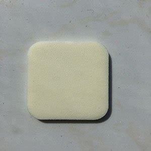 Non bordered foam dressing - wound dressing manufacturer