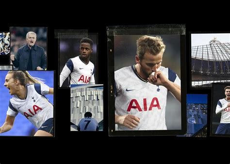 Nike Drop Off Tottenham Hotspurs' Cold Home and Away