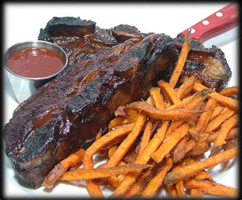 The BBQ Pit: Rib House and Grill: Restaurants serving Bar