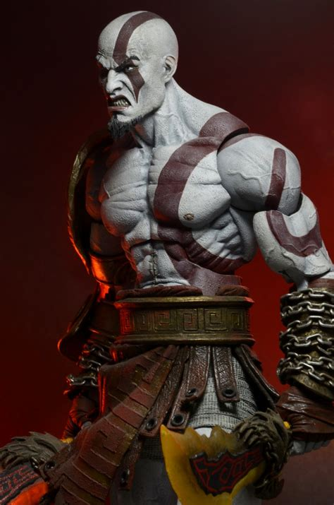 """DISCONTINUED – God of War III – 7"""" Scale Action Figure"""