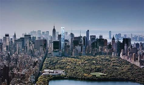 REVEALED: 1 Park Lane Will Be the Next Supertall Central