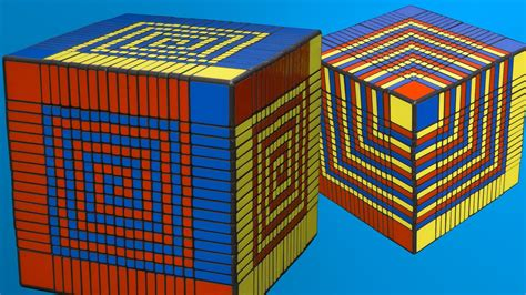 SOLVED: The World's Largest Rubik's Cube - ChurchMag