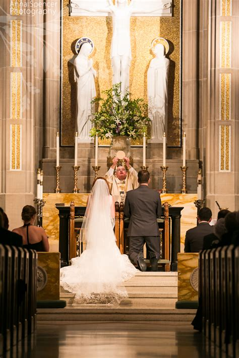 Katie & Jordan's Wedding | Cathedral of Christ the King
