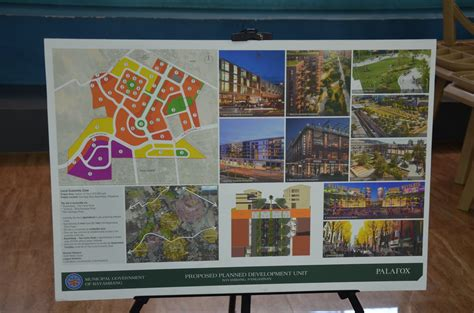 Public hearing on CLUP/ZO 2017-2028, held at Events Center