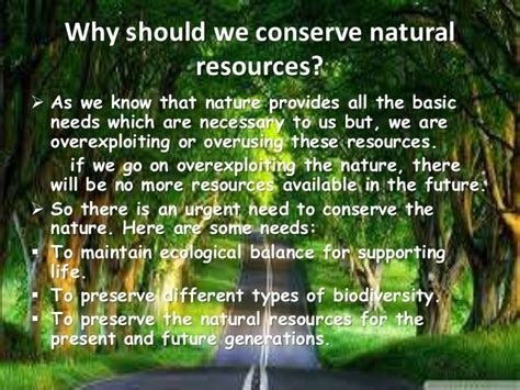 limited and unlimited natural resources - Google Search