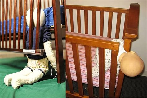 What Is A Drop-Side Crib?