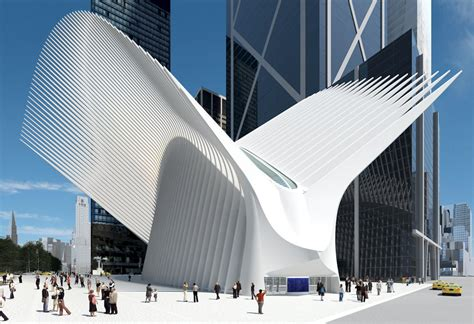 PATH Platform at World Trade Center Reopens - Downtown