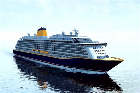 Saga new ship Spirit of Discovery: on board   Ships Monthly