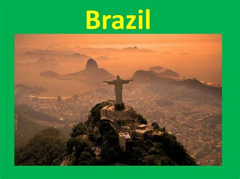 PPT - Brazil PowerPoint Presentation, free download - ID