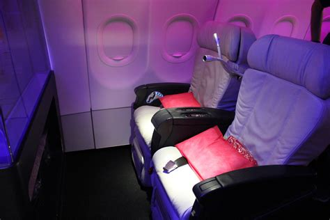 My Review: Flying Virgin America First Class to LAX