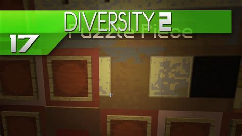 Minecraft: Diversity 2 - Episode 17 - This is the puzzle